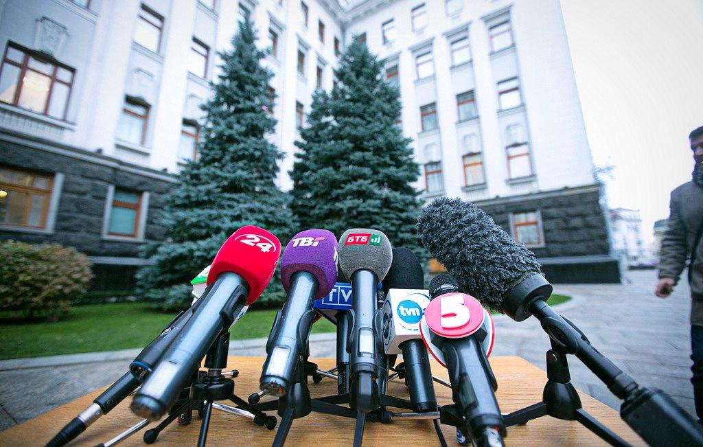 Профильный комитет Рады отправил скандальный проект закона о СМИ на доработку