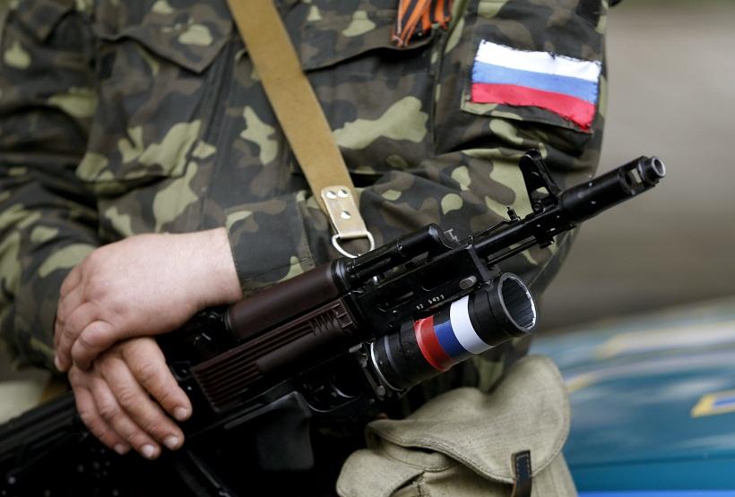 На Донбассе террористы трижды обстреляли позиции ВСУ