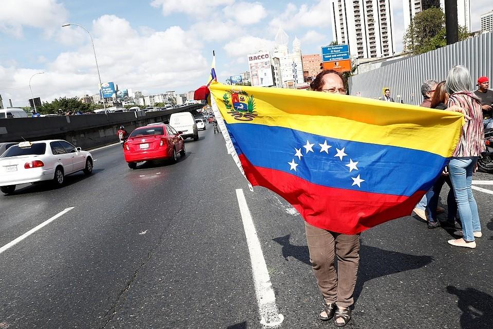 Совет ЕС продлил санкции против Венесуэлы