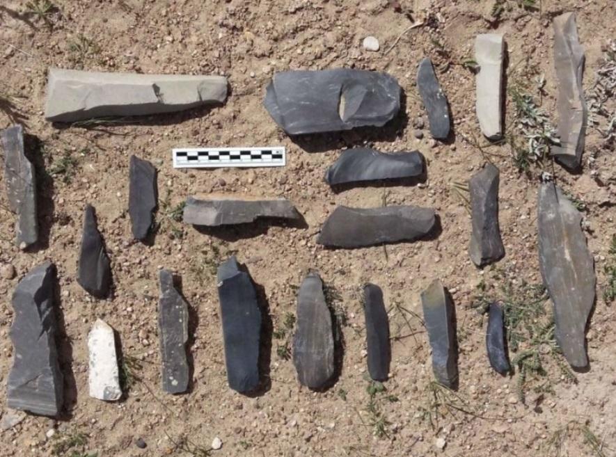 В Тибете нашли самое высокогорное поселение людей времен палеолита