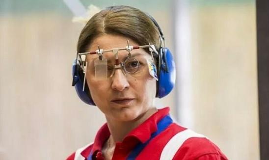 50-летняя спортсменка примет участие в девятой в своей карьере Олимпиаде