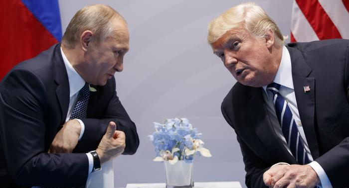 Публикация стенограмм разговоров Трампа и Путина возможна, но есть услов...