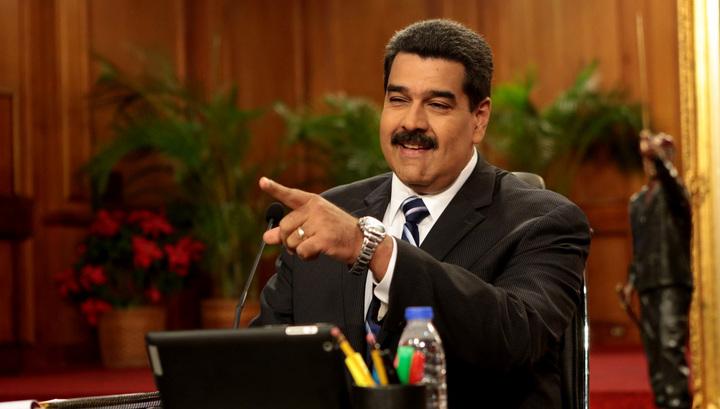 Мадуро сравнил президента Бразилии с Гитлером