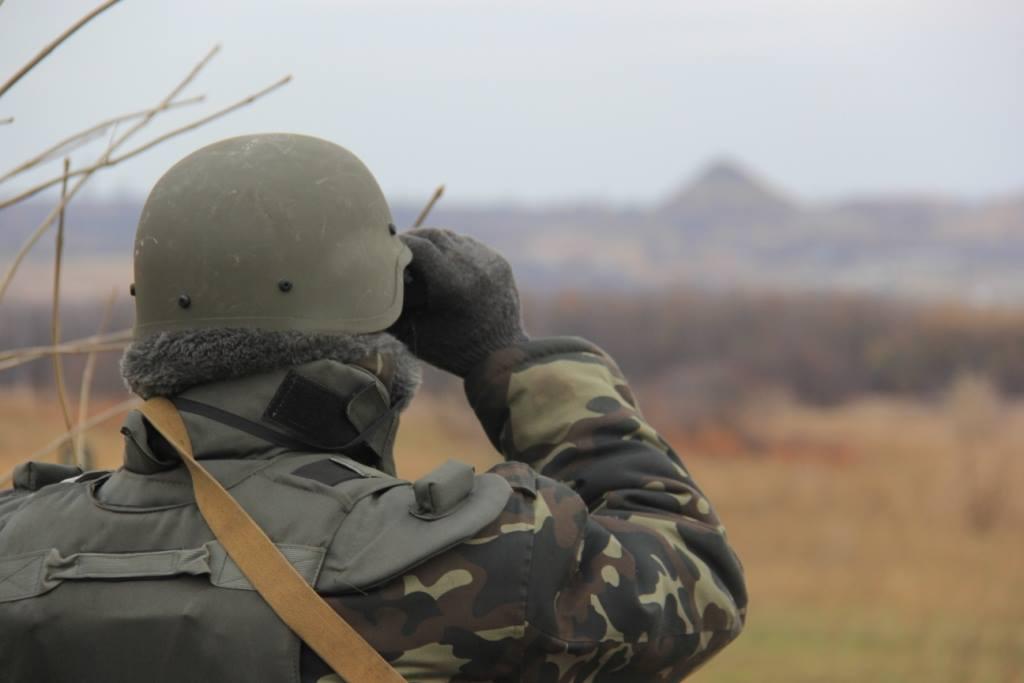АТО: Перемирие соблюдают, вооружения отводят
