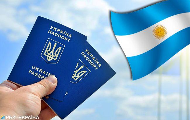 Гражданам Украины продлили сроки безвизового пребывания в Аргентине и Мо...