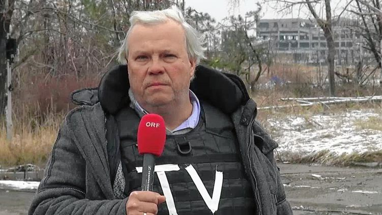 В СБУ рассказали, почему запретили въезд австрийскому журналисту Вершютц...