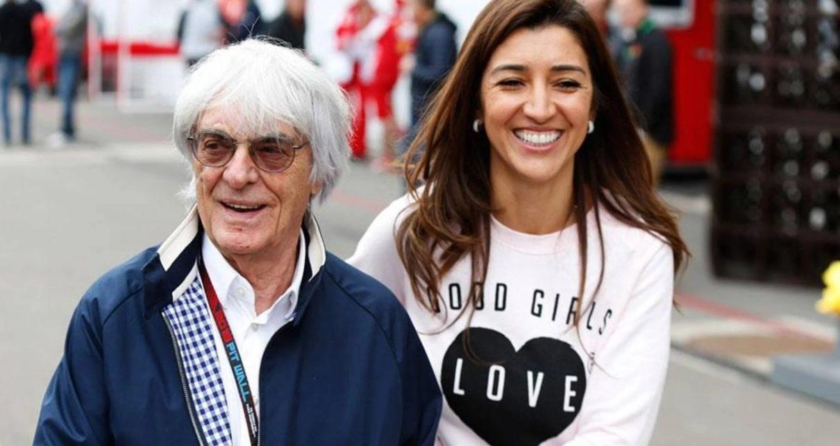 """89-летний почетный президент """"Формулы-1"""" Берни Экклстоун в четвертый раз..."""