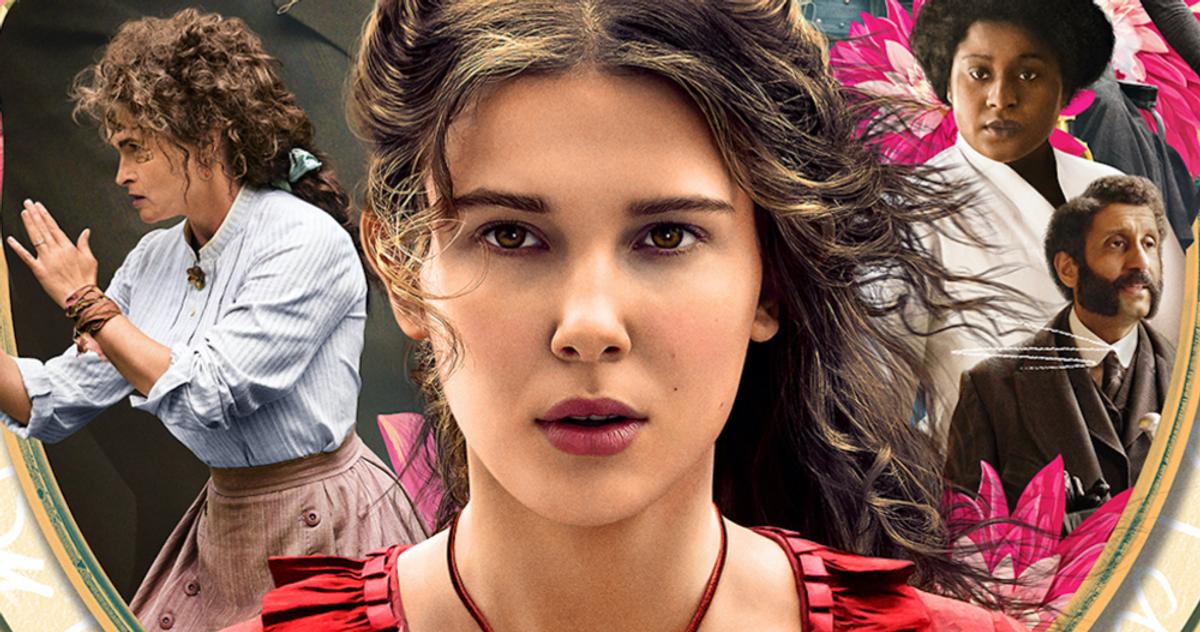 """Критики одобрили: фильм """"Энола Холмс"""" про сестру известного сыщика получ..."""