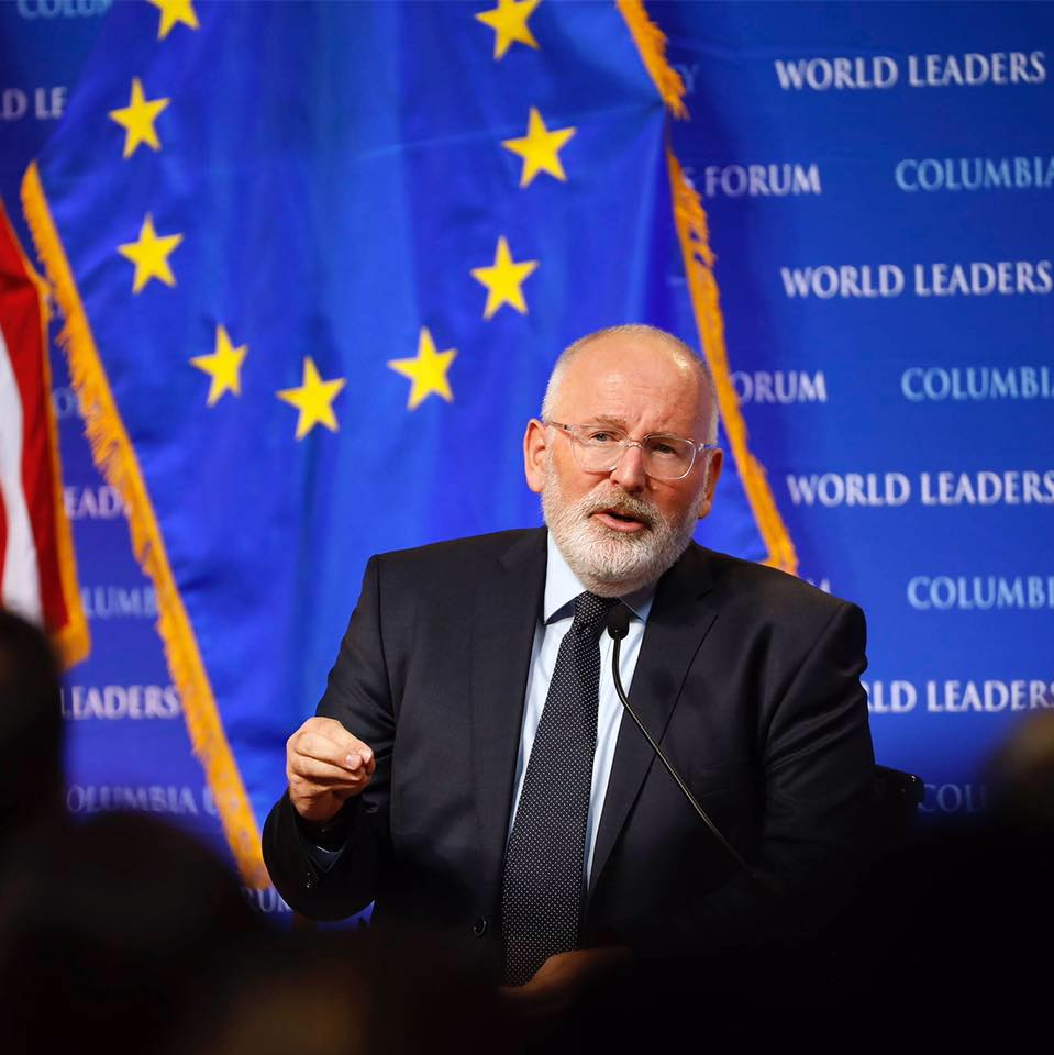 Новым президентом Еврокомиссии может стать социалист из Нидерландов