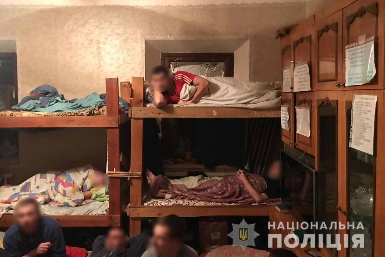 В Днепре мужчины похитили 40 человек и заставляли работать на стройке