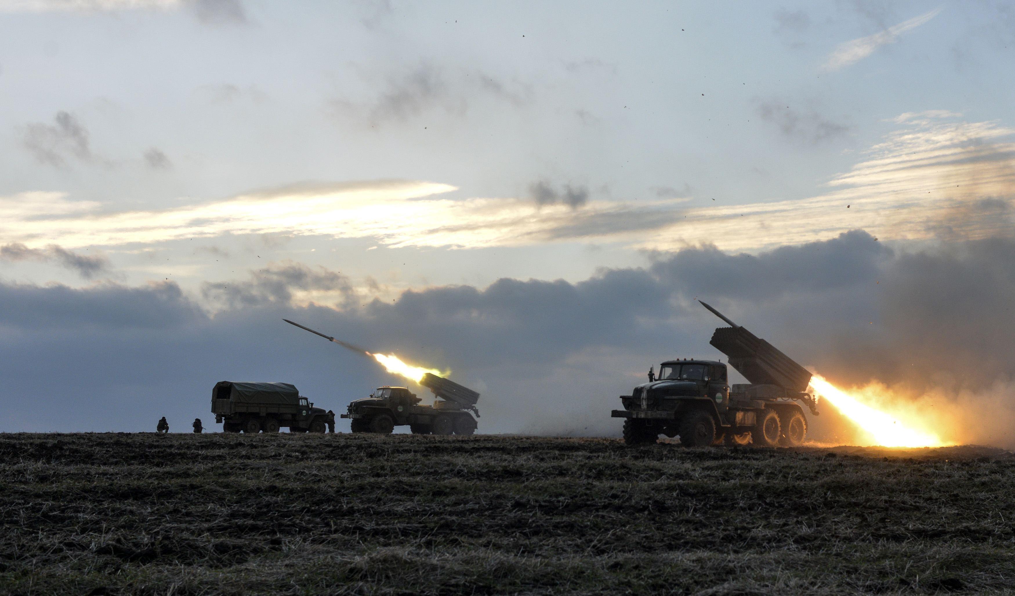 Элитные войска РФ направились к Дебальцево, - Шкиряк