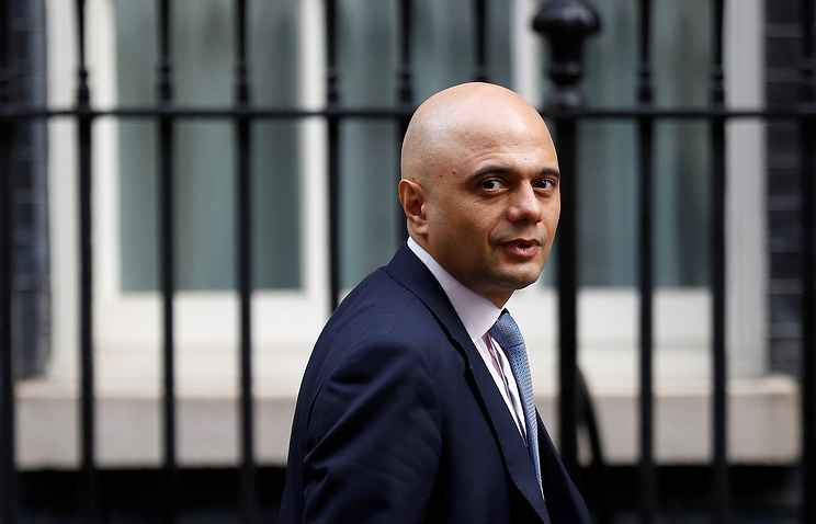 Главу МВД Великобритании ограбили на лондонском вокзале