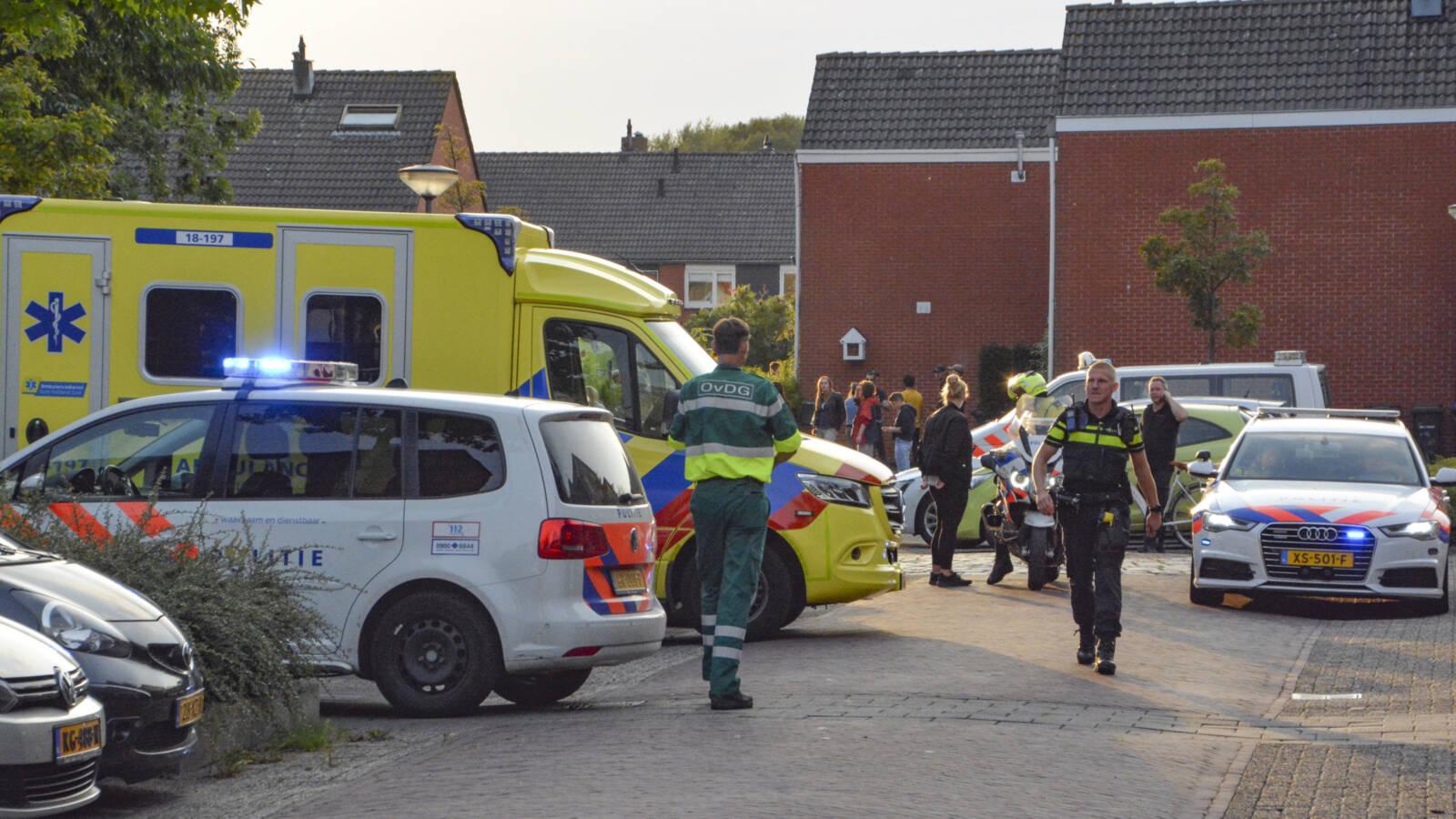 В Нидерландах неизвестный открыл стрельбу в жилом доме в Дордрехте, есть...