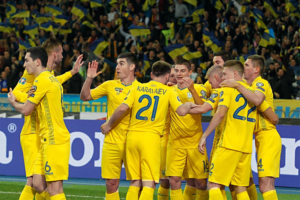 спорт, футбол, украинская сборная, фото