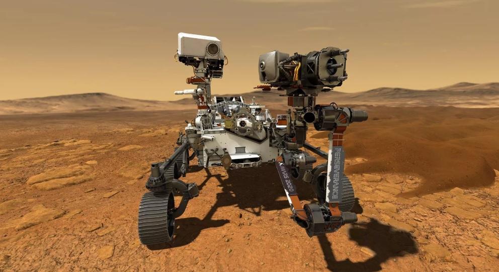 Как в Голливуде. NASA показало трейлер миссии по изучению Марса