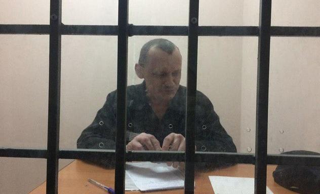 Украинский политзаключенный Карпюк уверен, что не будет сидеть 22 года