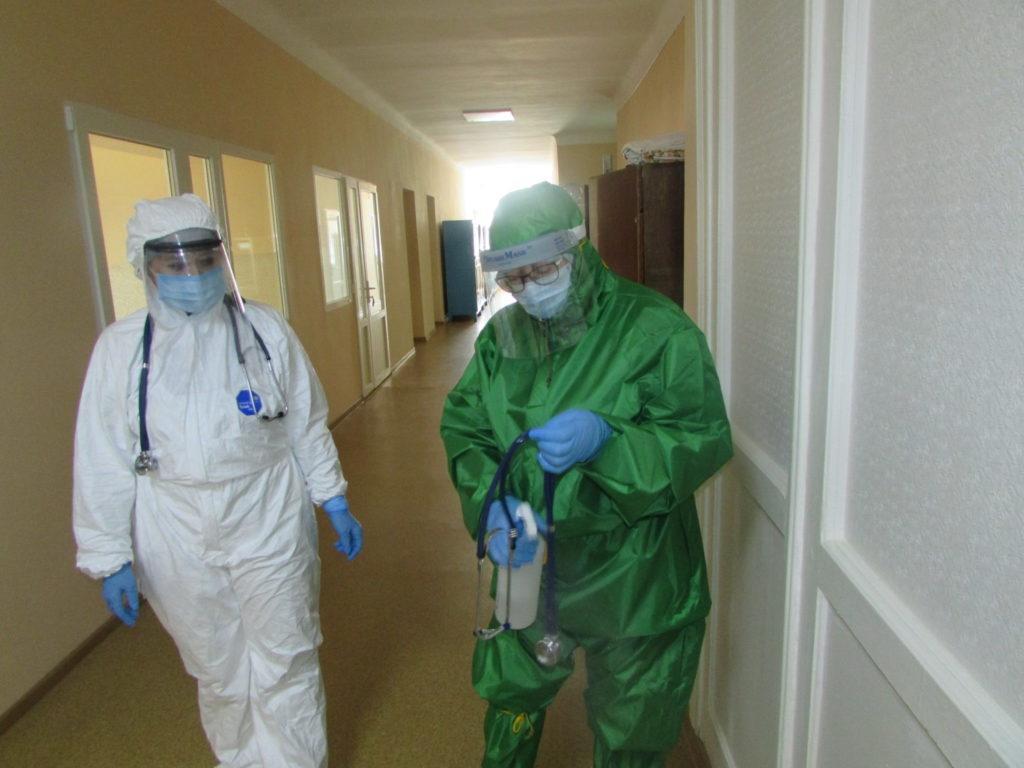 В Бердянск завезли коронавирус из России пассажиры микроавтобуса
