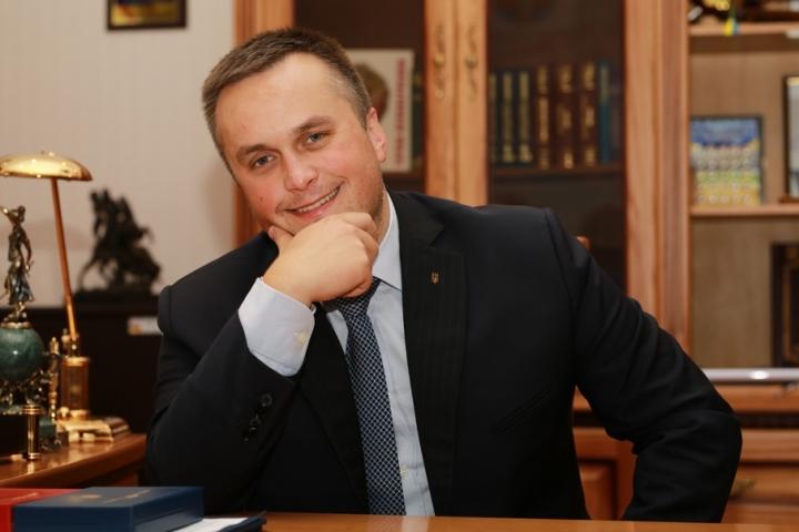 Холодницкий получил 145 705 гривен зарплаты в январе