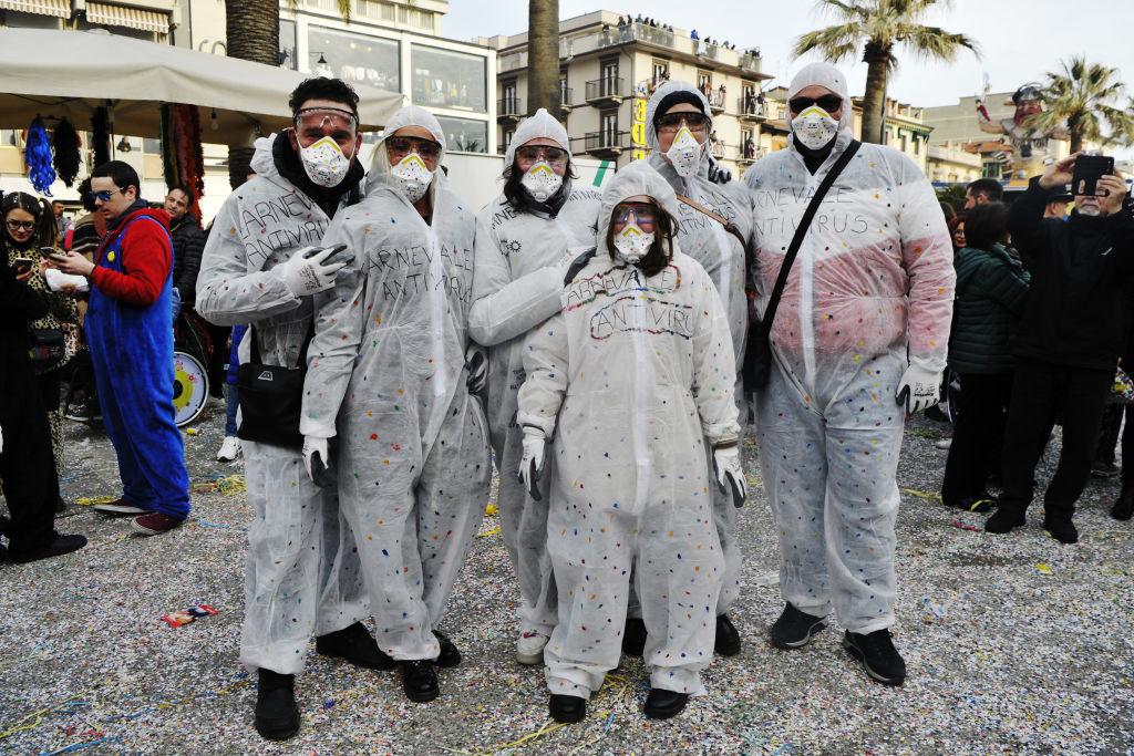 Коронавирус циркулировал с января. В Италии медики безуспешно ищут нулев...