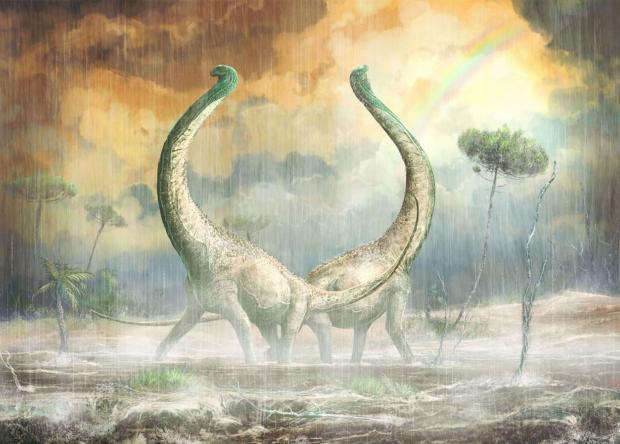 В Танзании нашли новый вид титанозавров