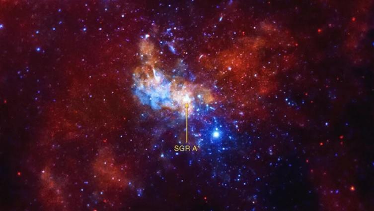 Астрономы нашли самую быструю звезду, которая облетела бы Землю за 1,5 с...