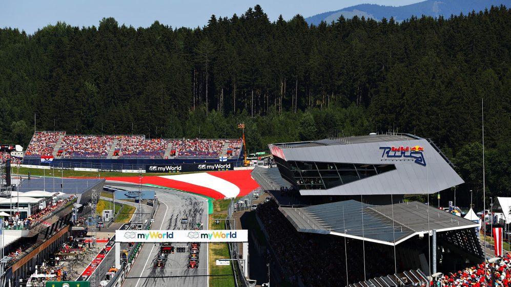"""Гонки """"Формулы-1"""" начнутся в июле, но без зрителей на трибунах"""