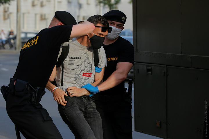 """СИЗО """"под завязку"""": в Беларуси задержали свыше 5 тысяч человек"""