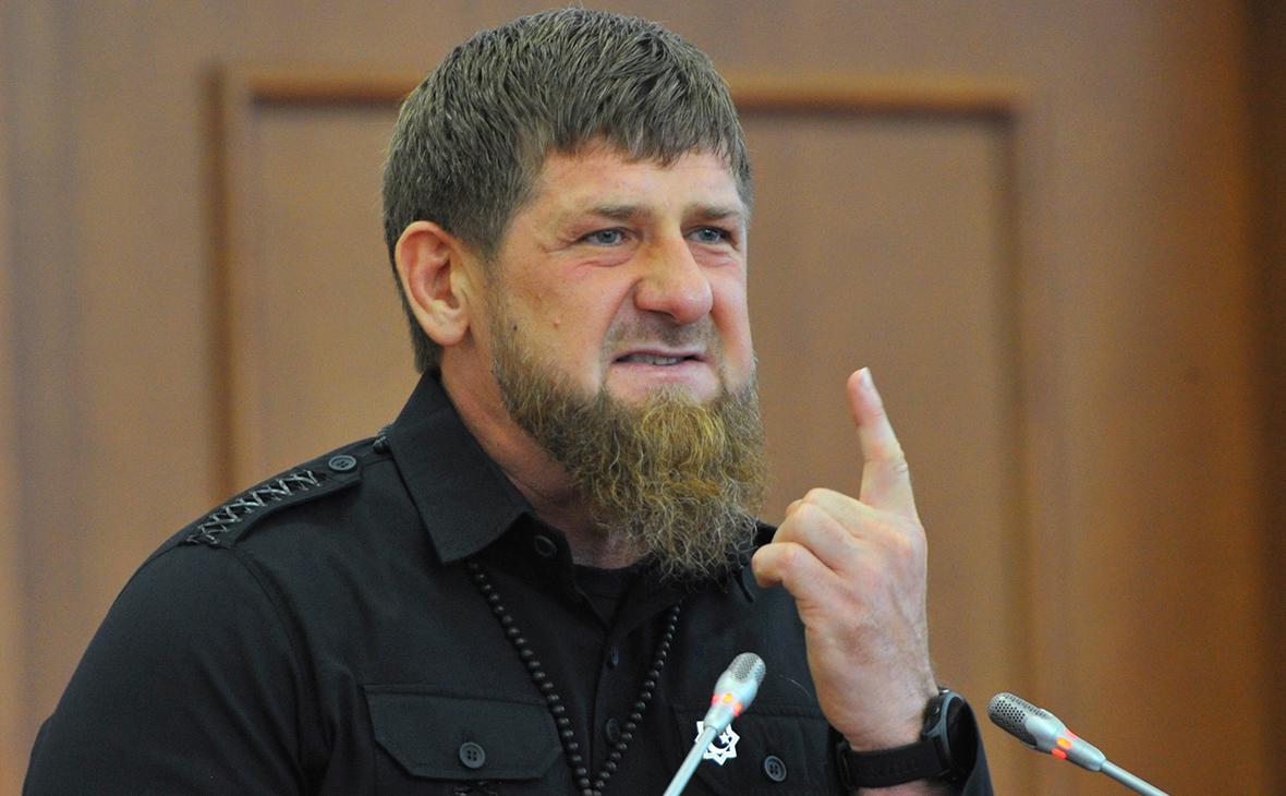 США внесли Кадырова в санкционный список