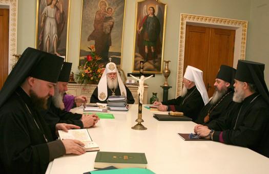 Филарет озвучил требования к будущему главе Единой УПЦ