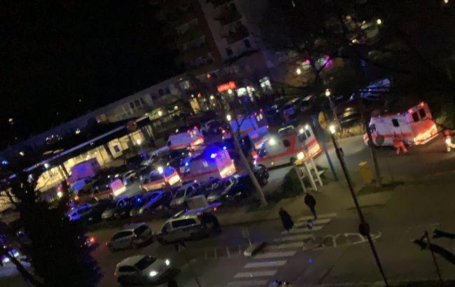 В Германии неизвестный открыл стрельбу в барах, погибли восемь человек