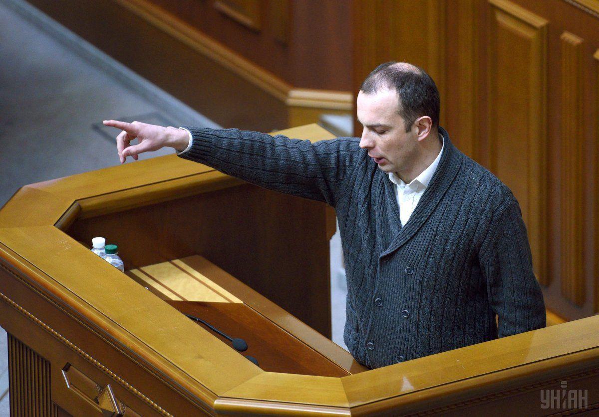 """Соболев заявил о серьезных разногласиях с руководством """"Самопомочи"""""""