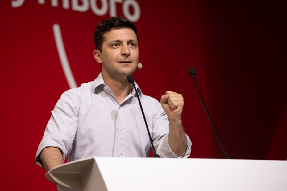 Зеленский назначил своего представителя в Крыму