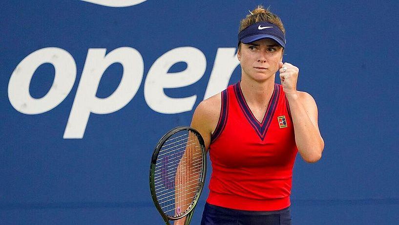 Свитолина разгромно победила в первом круге US Open (видео)