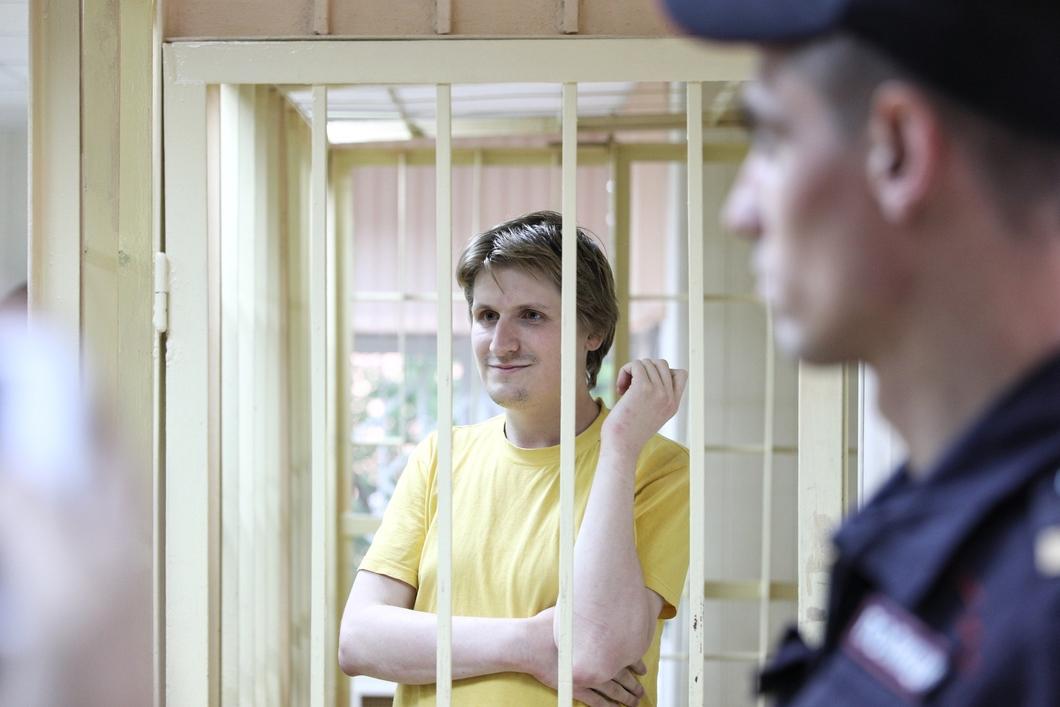 За твит о детях полицейских российскому блогеру дали пять лет колонии
