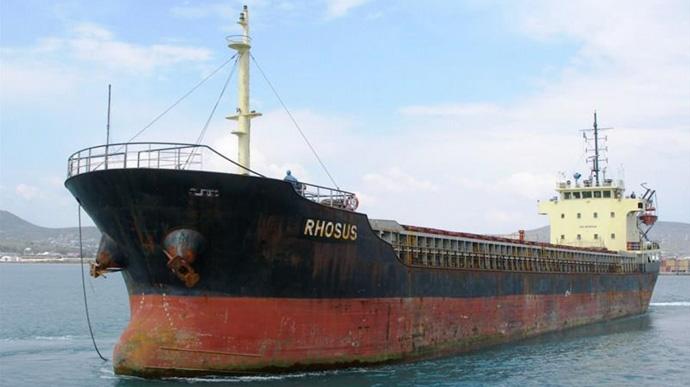 В порту Бейрута взорвалась селитра с судна, принадлежавшего российскому...