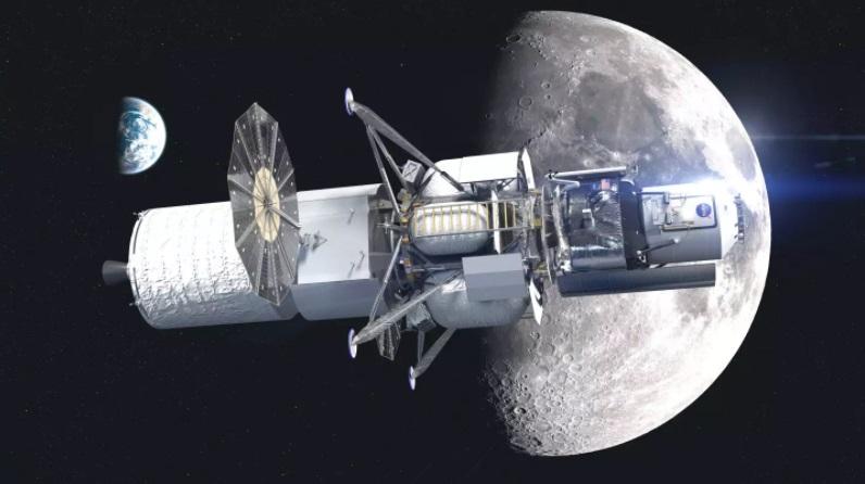лунный корабль