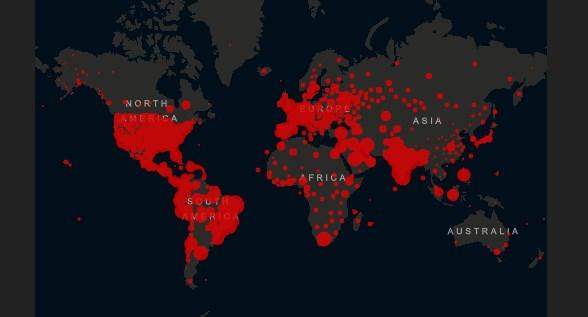 Больше 200 тысяч новых случаев за сутки. Статистика по коронавирусу на 8...