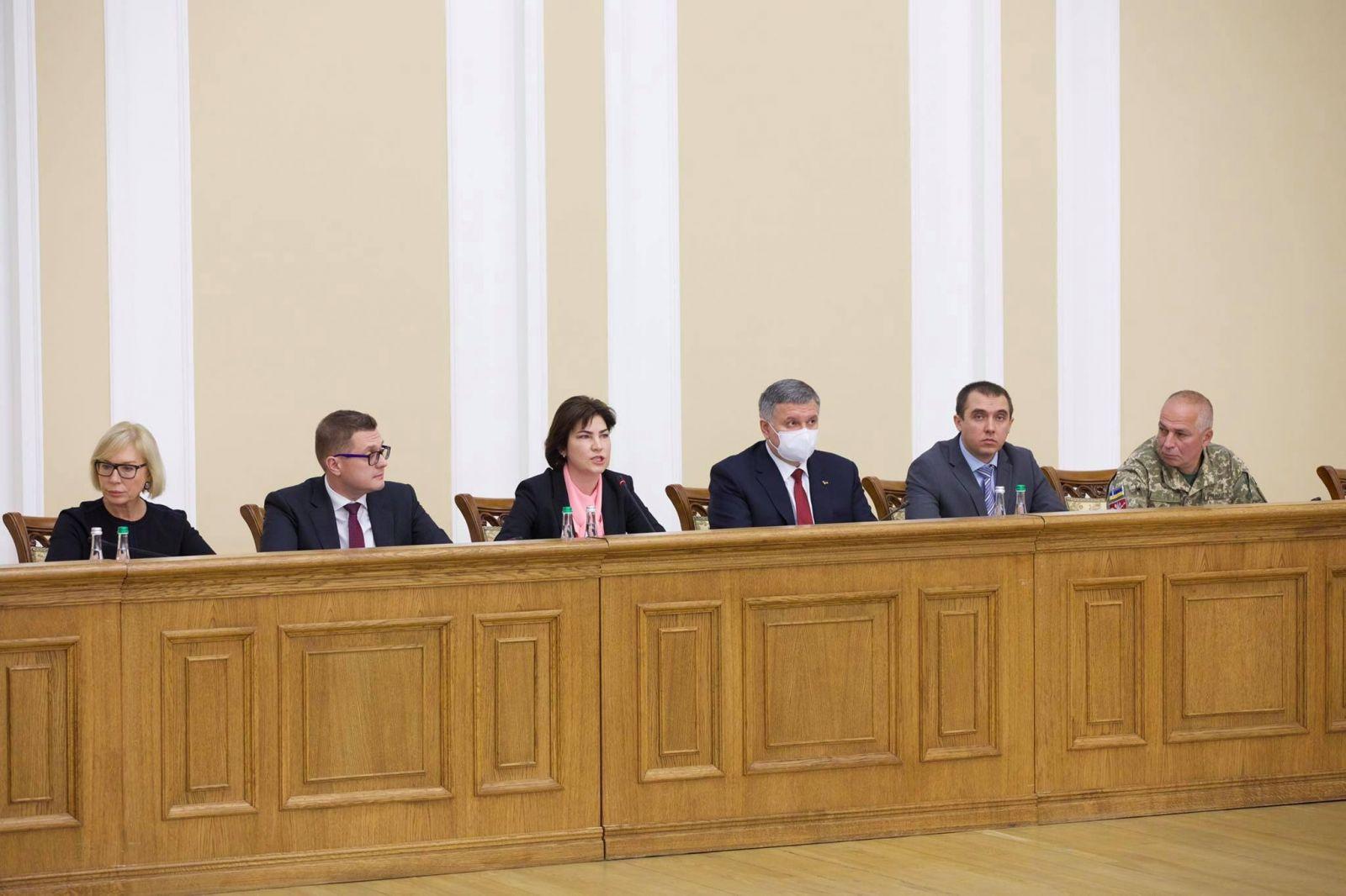 Штат полиции в Кагарлыке полностью расформирован, – Аваков