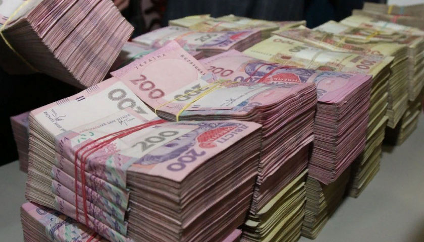 Госдолг в мае вырос на 0,6% или на 13 млрд грн