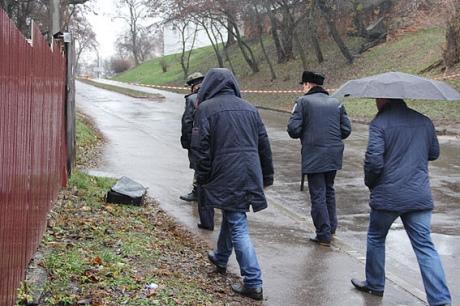 В Чернигове взрывотехники подорвали подозрительную сумку, оставленную во...