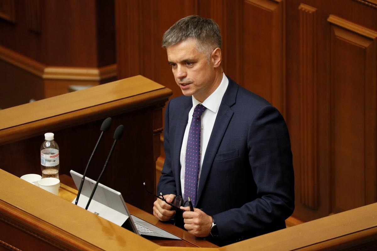 Пристайко назвал условие для проведения выборов на Донбассе