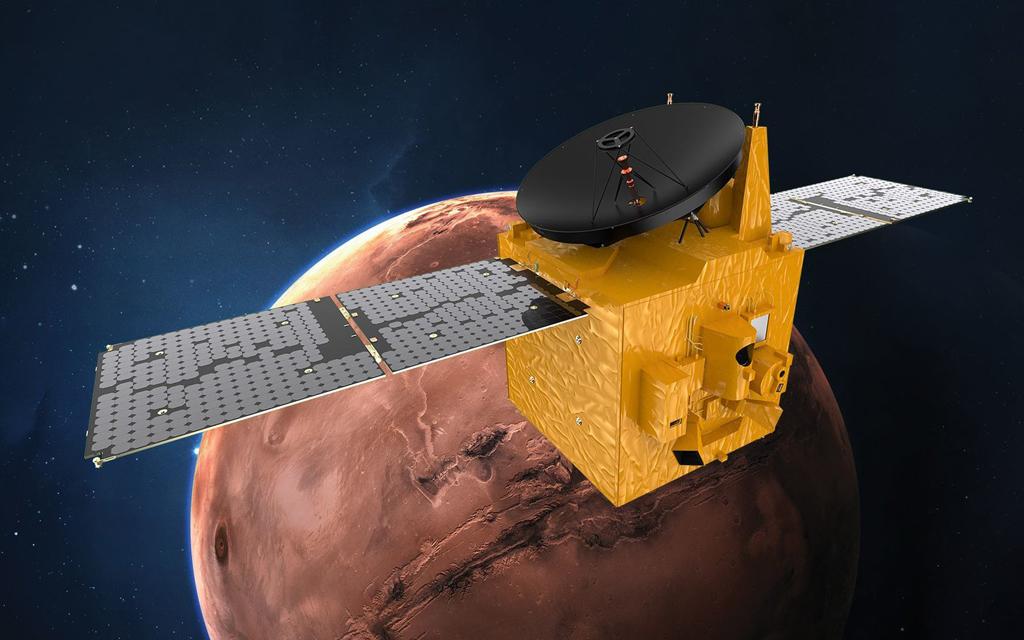 Земля атакует. Что будут искать на Марсе Китай, США и Эмираты