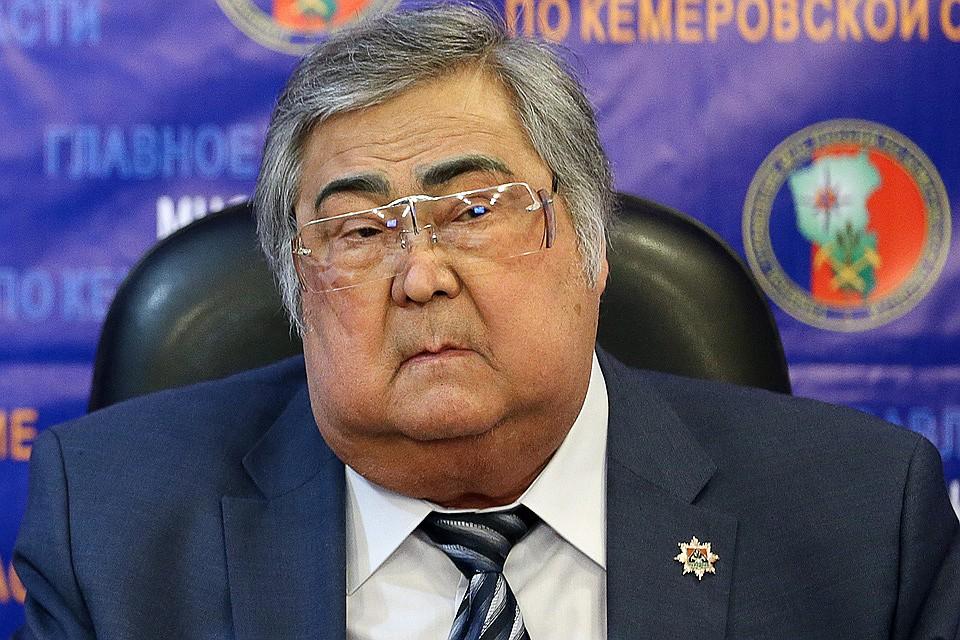 Бывшего кемеровского губернатора избрали главой областного парламента