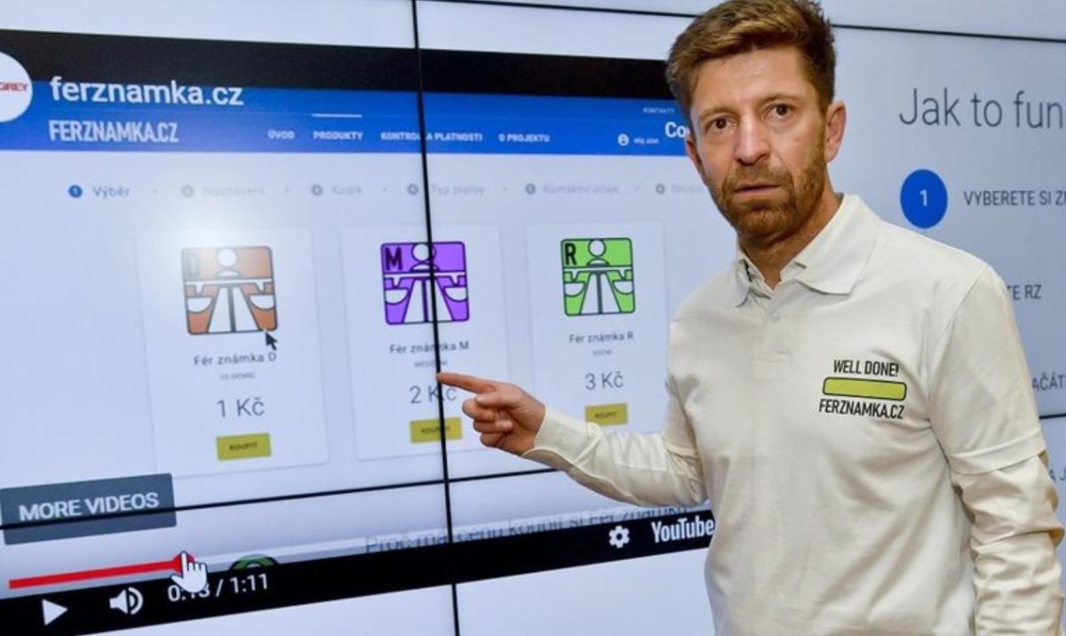 В Чехии программисты бесплатно сделали сайт, на который чиновники хотели...