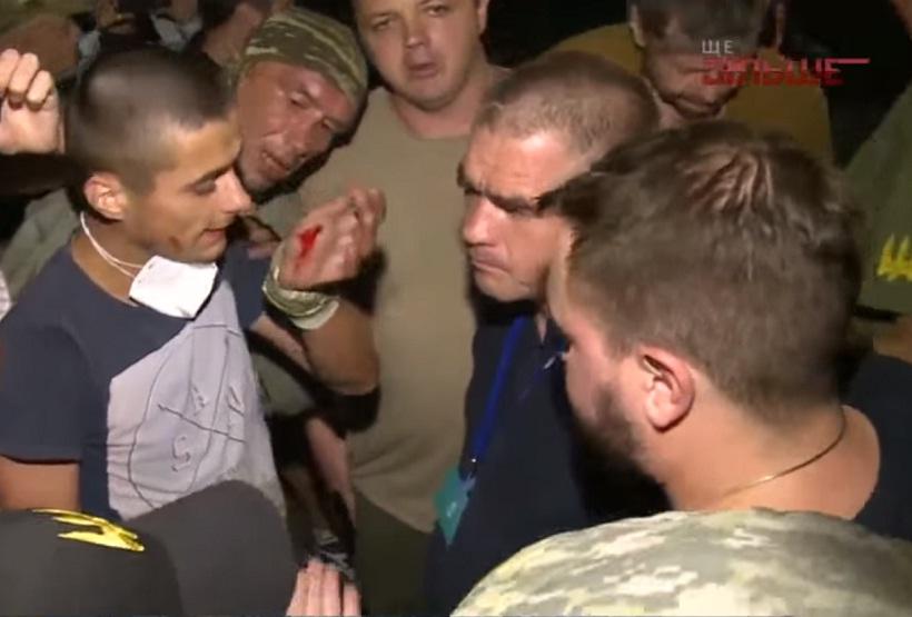 В стычках под Оболонским райсудом Киева нацгвардейцы не пострадали, – НГ...
