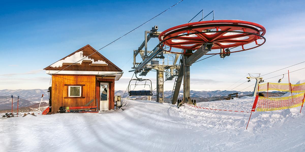 Непроторенная лыжня. Почему в Украине нет горнолыжных курортов европейск...