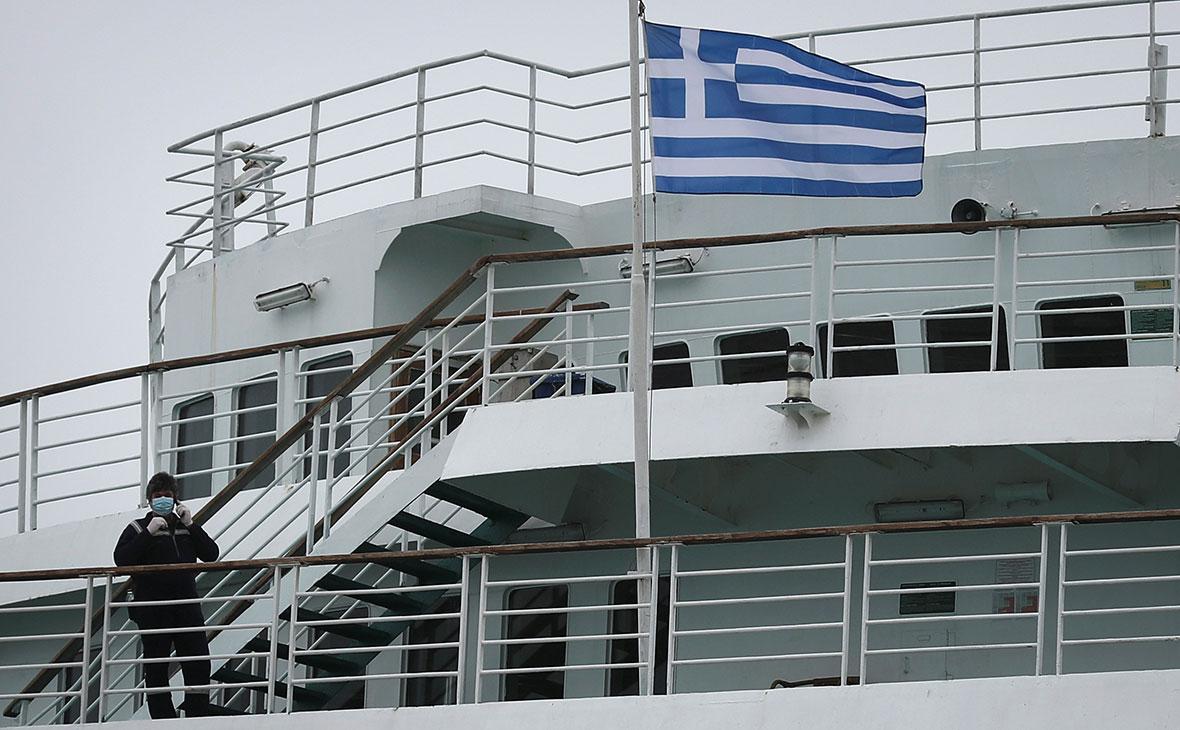 Российских моряков в Греции приговорили к 253 годам тюрьмы за перевозку...