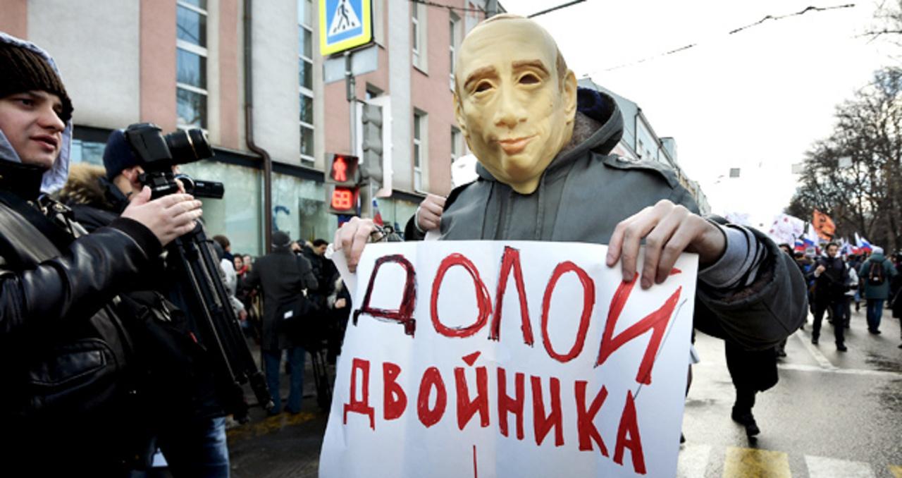 Попросивший убежища в Украине российский активист хочет служить в украин...