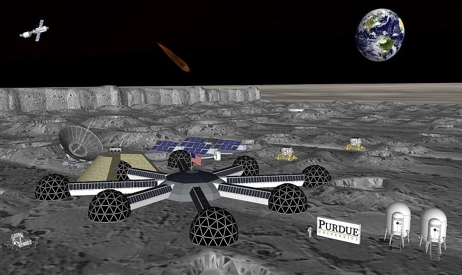 Американские ученые построят на Земле тестовое космическое жилище