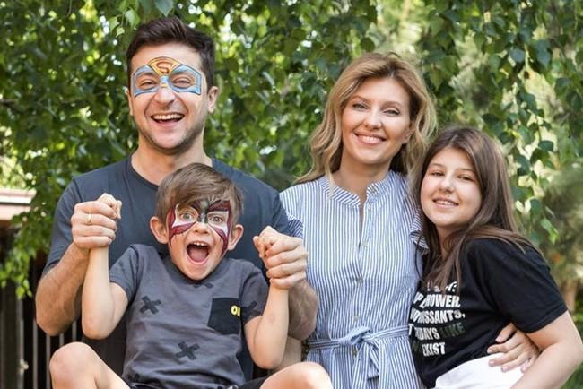 Зеленский рассказал, что его сын перенес коронавирус